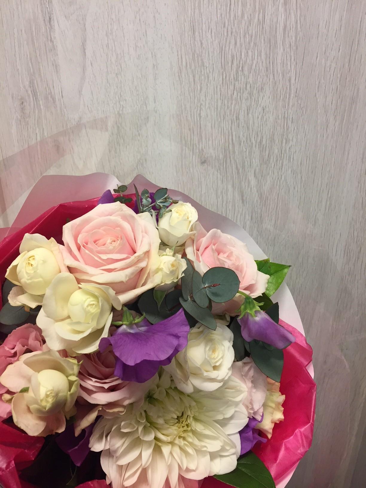 成婚の花束